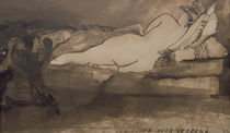 Sleeping Nude  von Victor Hugo
