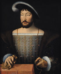 Francois I  von Joos van Cleve