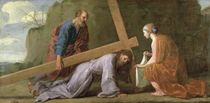 Christ Carrying the Cross von Eustache Le Sueur