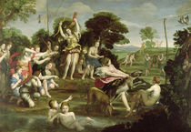The Hunt of Diana von Domenichino