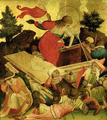 The Resurrection by Master Francke