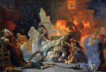 The Death of Priam von Baron Pierre-Narcisse Guerin