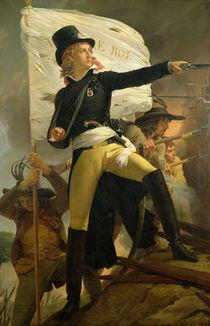 Henri de La Rochejaquelein  von Baron Pierre-Narcisse Guerin