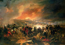 The Battle of Smolensk von Jean Charles Langlois