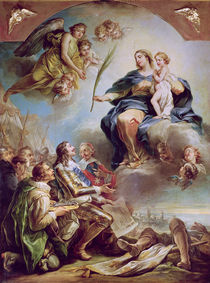 Louis XIII  by Carle van Loo