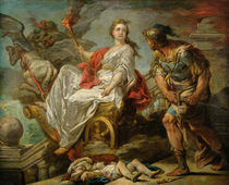 Jason and Medea von Carle van Loo