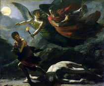 Justice and Divine Vengeance pursuing Crime von Pierre-Paul Prud'hon