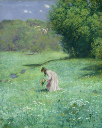 Woodland Meadow von Hans Thoma