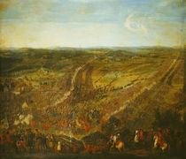 Battle of Fleurus by Pierre-Denis Martin