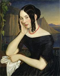 Katharina Kern of Sterzing von Rudolph Friedrich Wasmann