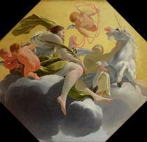 Temperance von Simon Vouet