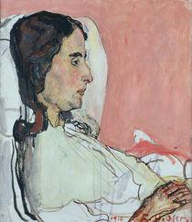 Madame Valentine Gode Darel von Ferdinand Hodler