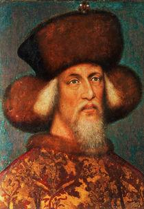 Emperor Sigismund  von Antonio Pisanello