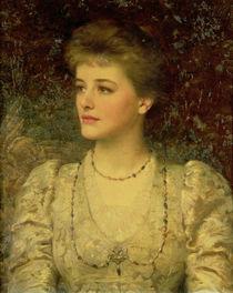 Lady Palmer  von Sir Frank Dicksee