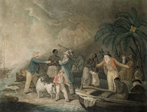 The Slave Trade von George Morland