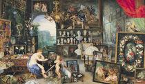 The Sense of Sight von Jan Brueghel