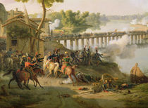 The Battle of Lodi by Louis Lejeune