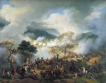 Battle of Somosierra von Louis Lejeune
