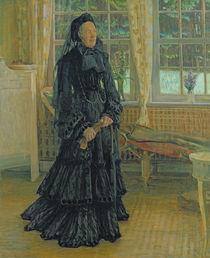Marie Zacharias  von Leopold Karl Walter von Kalckreuth
