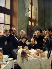 Before the Operation by Henri Gervex