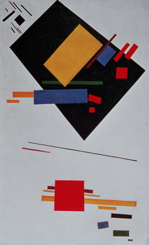 Suprematist Composition by Kazimir Severinovich Malevich