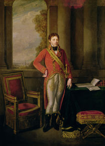 Napoleon Bonaparte  by Jean Baptiste Greuze
