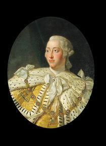 Portrait of King George III  von Allan Ramsay