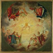 Glory of St. Genevieve von Baron Antoine Jean Gros