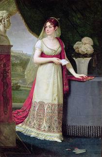 Josephine Tasher de la Pagerie  by Baron Antoine Jean Gros