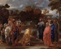 Christ and the Centurion  von Sebastien Bourdon