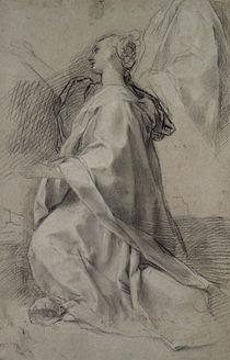Saint Lucy  von Federico Fiori Barocci or Baroccio