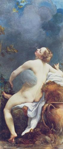 Jupiter and Io  by Correggio