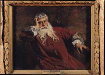 Self Portrait by Jean-Louis Ernest Meissonier