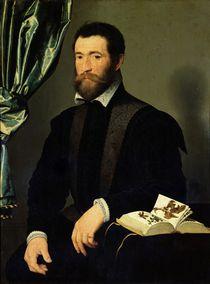 Pierre Quthe  von Francois Clouet
