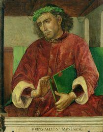 Portrait of Virgil  by Joos van Gent