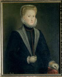 Anne of Austria by Sofonisba Anguissola