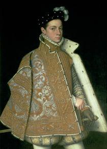 Alessandro Farnese  von Sofonisba Anguissola