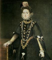 Infanta Catalina Micaela by Sofonisba Anguissola