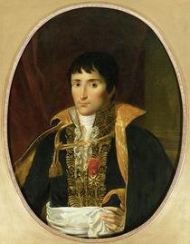 Portrait of Lucien Bonaparte  by Robert Lefevre