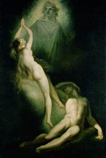 The Creation of Eve by Henry Fuseli