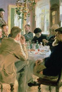 Lunchtime von Peder Severin Kroyer