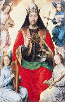 Triptych of Earthly Vanity and Divine Salvation von Hans Memling