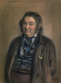 Heinrich Smidt  von Adolph Friedrich Erdmann von Menzel