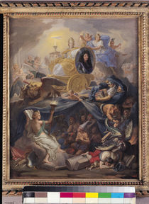 Triumph of Religion by Charles Le Brun