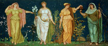 The Seasons  von Walter Crane