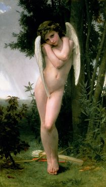 Cupidon von William-Adolphe Bouguereau