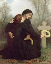 Le Jour des Morts  by William-Adolphe Bouguereau