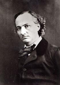 Charles Baudelaire  von Nadar