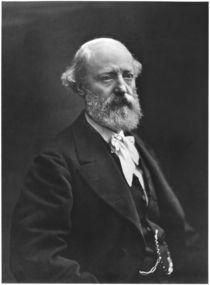 Portrait of Eugene Emmanuel Viollet-le-Duc by Nadar
