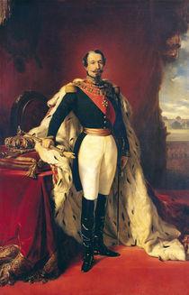 Portrait of Napoleon III  by Franz Xavier Winterhalter